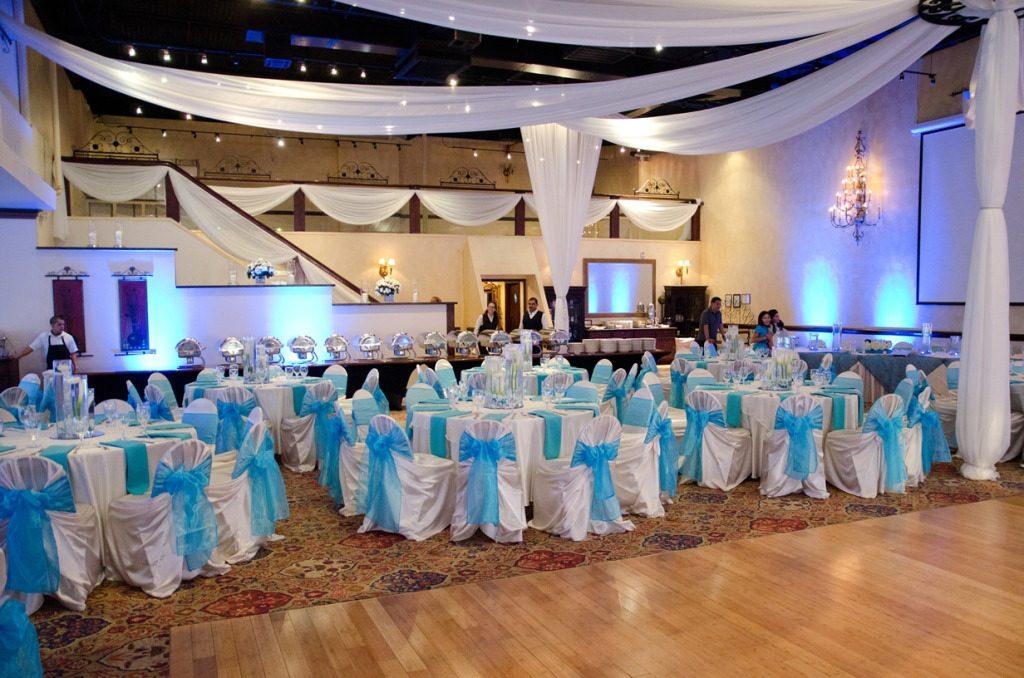 Azul Reception Hall Wedding Reception Venues Houston Tx United
