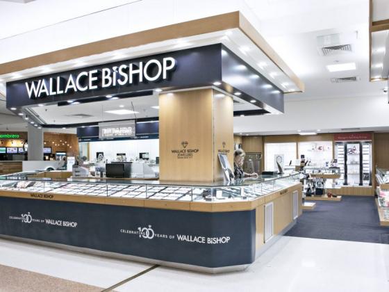 Wallace Bishop - Strathpine Centre