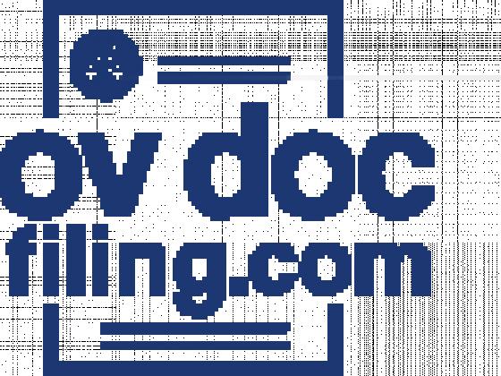 Gov Doc Filing