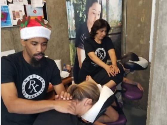 Massage Rx - Professional Massage Therapy Studio City.